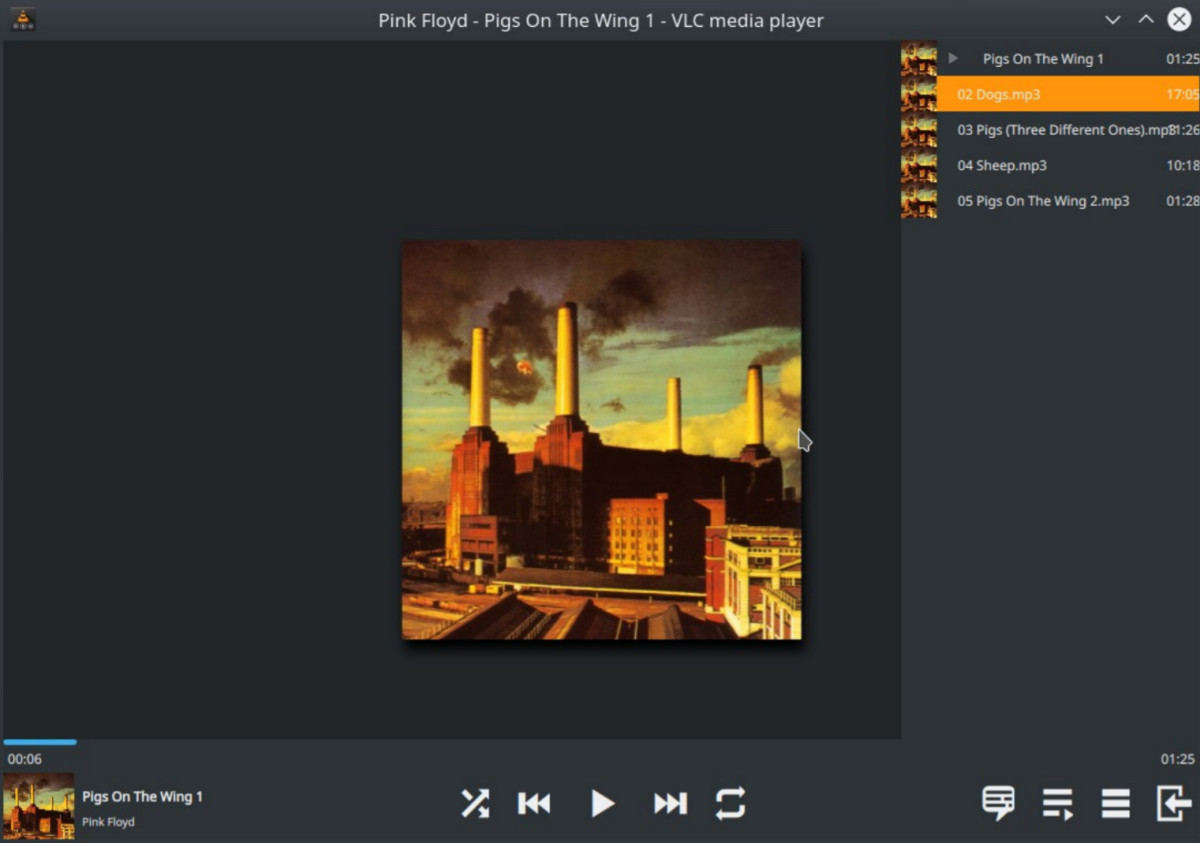 VLC 4 0 will bring a cool new User Interface (pictures