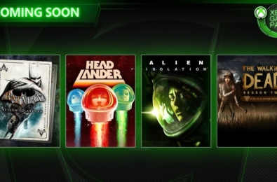 Five more games heading to Xbox Game Pass 2