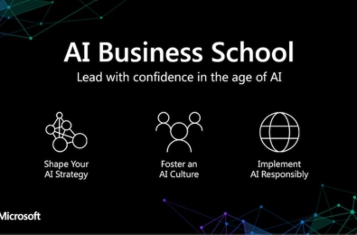 Microsoft launches AI Business School to train business leaders on AI strategy 6