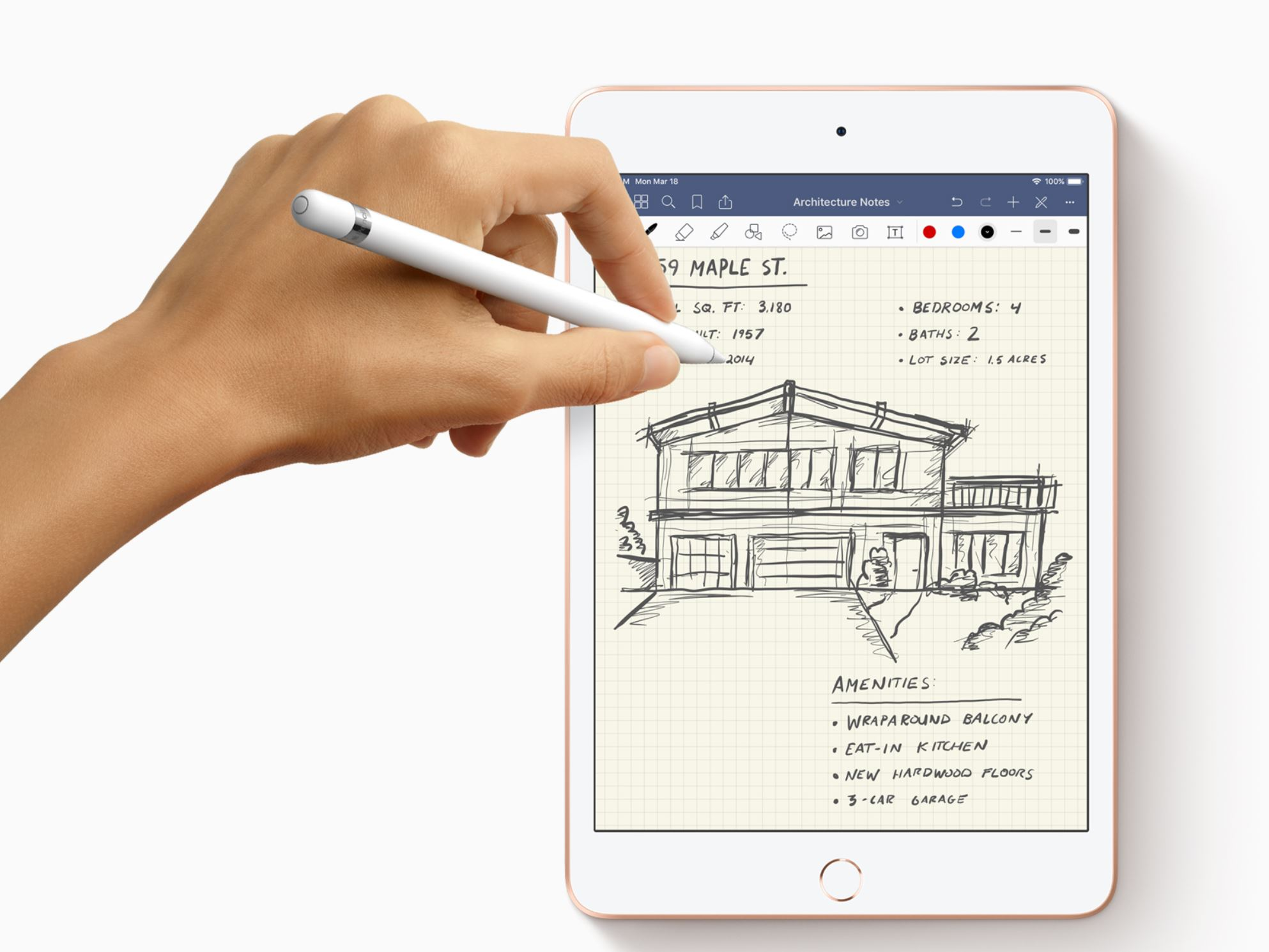 Apple brings back iPad Air, revamps iPad Mini