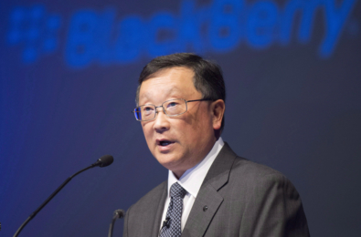 BlackBerry CEO explains why he is skeptical about Foldable phones 2