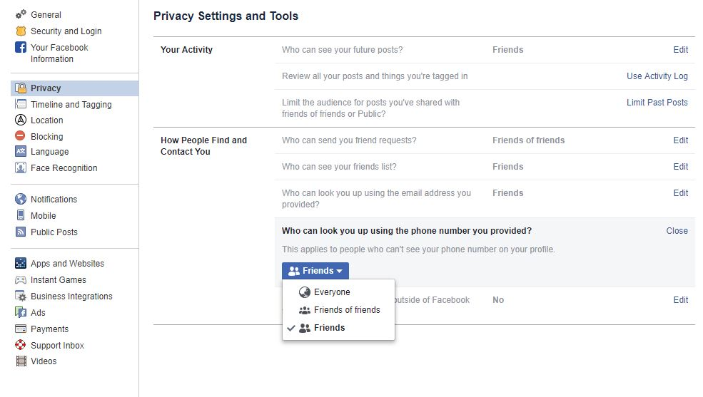 Initially, Facebook Is Misusing Users Personal Phone Numbers