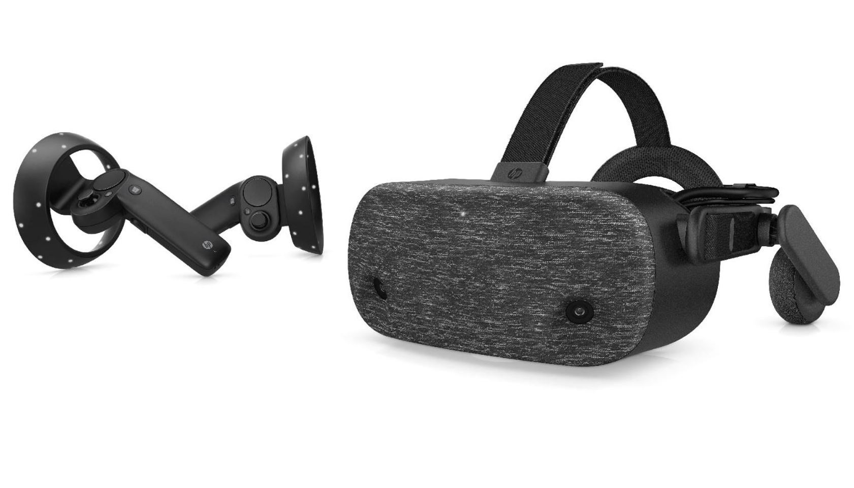 HP launches new VR headset for enterprise market