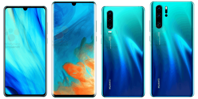 Huawei P30 hands-on video confirms Huawei is adopting one of Samsung's premium features 1