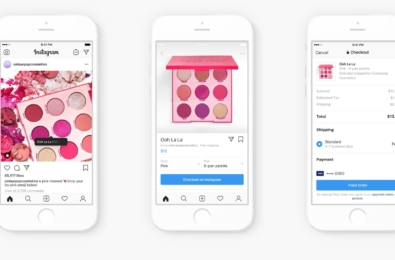 Instagram announces new shopping checkout experience 5