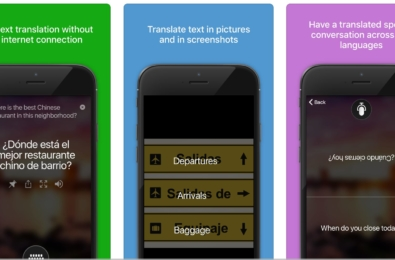 Microsoft Translator for iOS updated with improved support for landscape mode and more 7