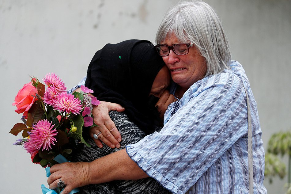 NZ gunman bought weapons online, says shop owner