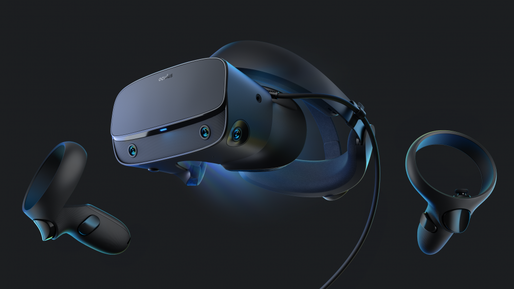 Oculus has a new PC VR headset called the Oculus Rift S