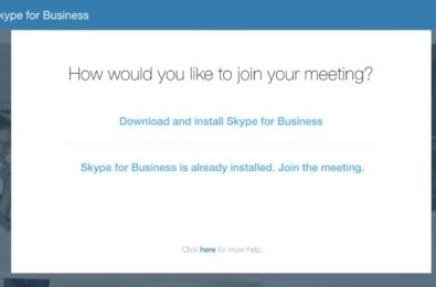 Microsoft to replace Skype Meetings App on Mac 3
