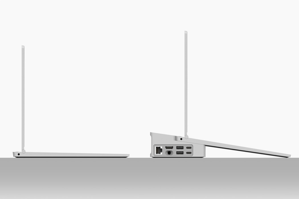 Microsoft take note: This is how to manage Surface Book specs inside a Surface Laptop(concept) 2