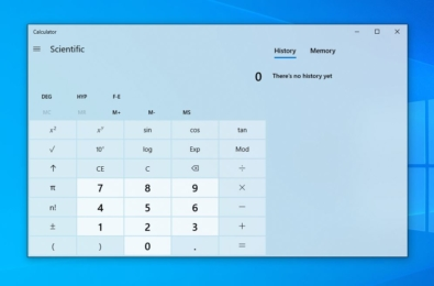 Windows 10's calculator app gets ported to Android, iOS and the Web 15