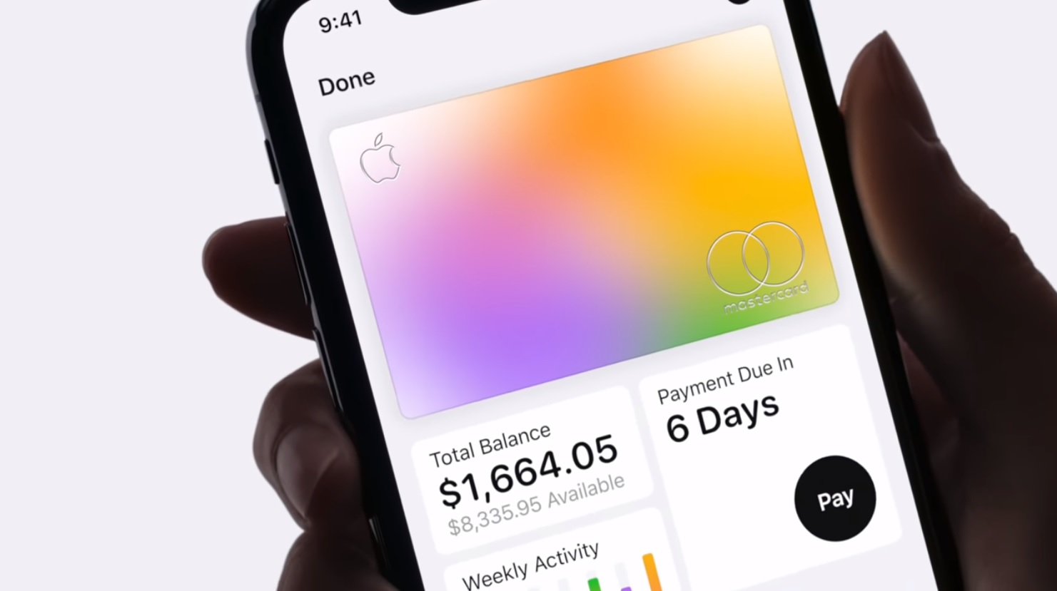 Apple will offer its own credit card