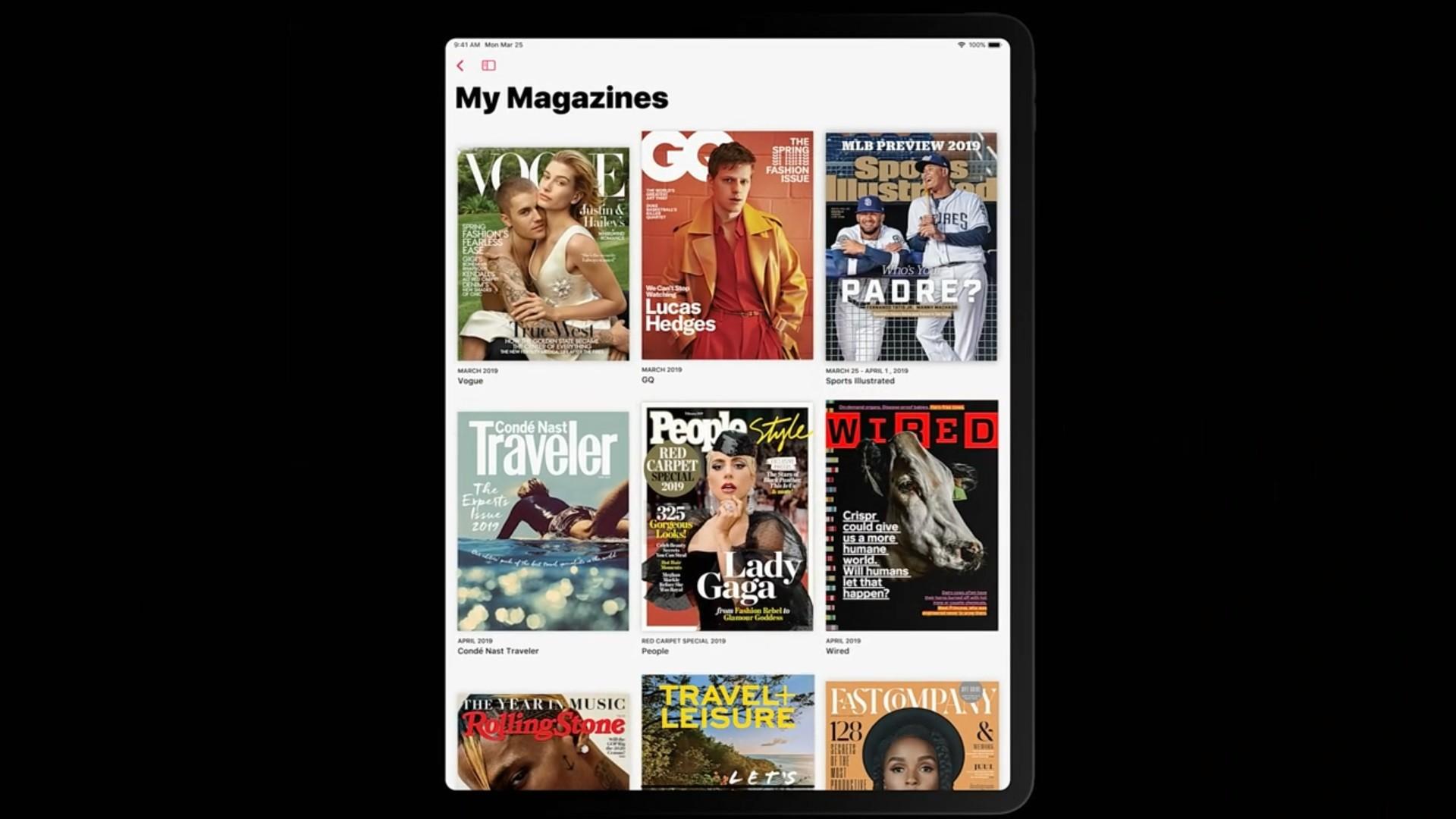 """Результат пошуку зображень за запитом """"apple news + magazines"""""""