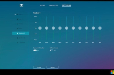 An improved version of Dolby Access app is now available for everyone running Windows 10 1903 Update 14