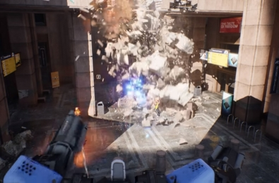 Unreal Engine 4's new destruction tech looks incredible and real - sorry, Crackdown 3 1