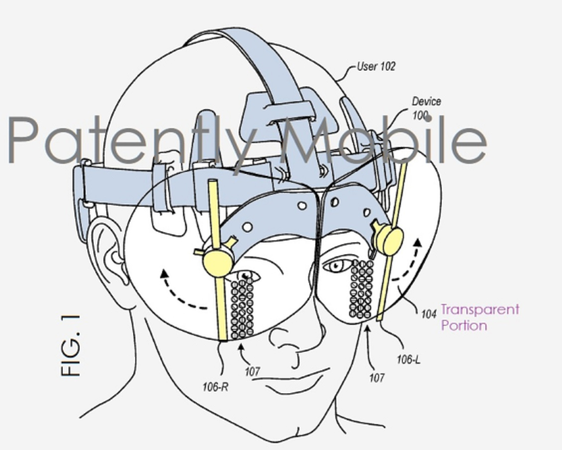"Truly scary HoloLens patent could offer ""practically unlimited"" field of view 1"