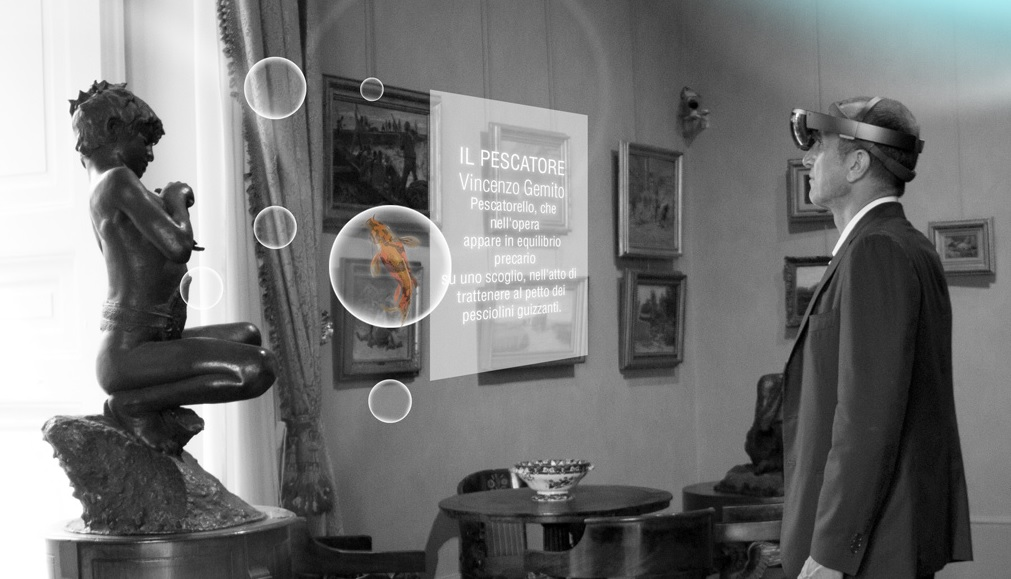 Company offers bespoke Mixed Reality Museum Tour solution using the Microsoft HoloLens 2