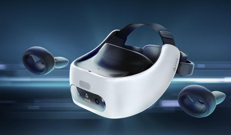 HTC's enterprise focused HTC Vive Focus Plus heads to