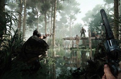 Crytek's horror-inspired Hunt: Showdown is coming to Xbox One very soon 3