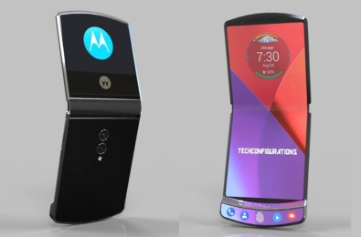 Motorola's folding phone will bring the glorious return of the external screen (details) 12