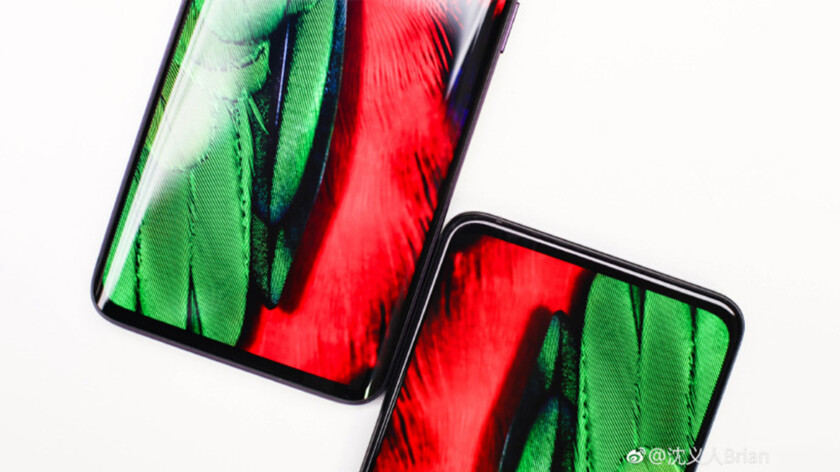 Oppo tries to kill the notch with a wedge-shaped pop-up camera