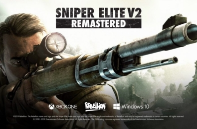 Four new Sniper Elite games are now in development, V2 and 3 are coming to Nintendo Switch 14