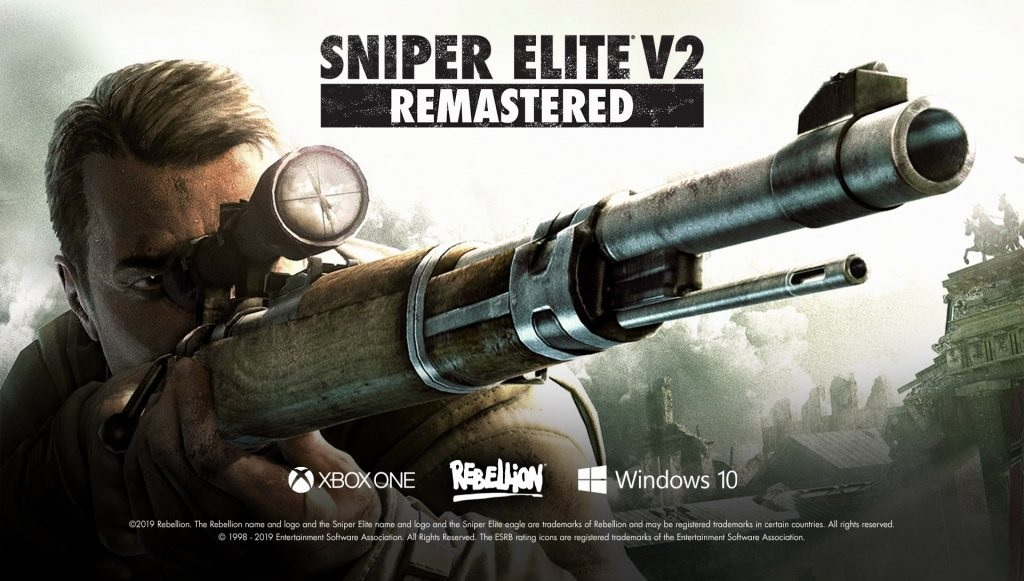 Sniper Elite III: Ultimate Edition coming to Switch in 2019