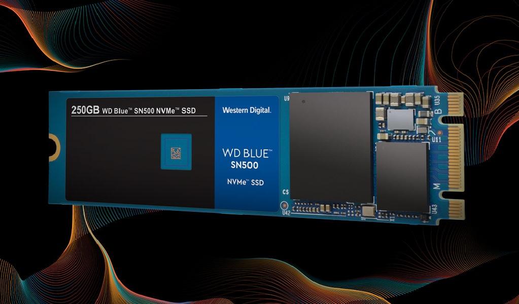 Western Digital's award-winning WD BLUE SSD gets three times