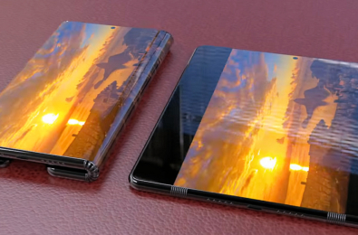 Xiaomi's folding phone brought to life in stunning video render 23