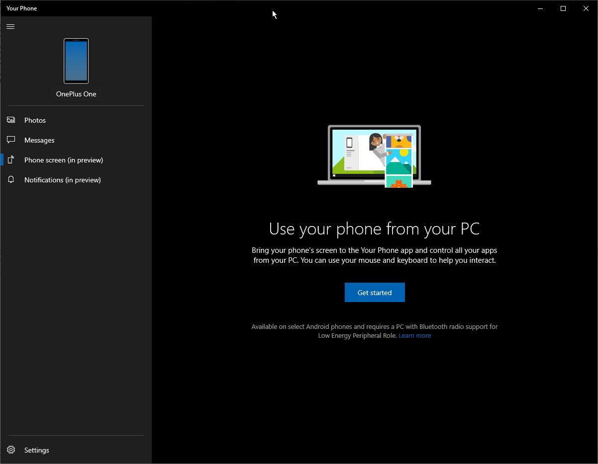 Microsoft's Your Phone app to get a massive upgrade with