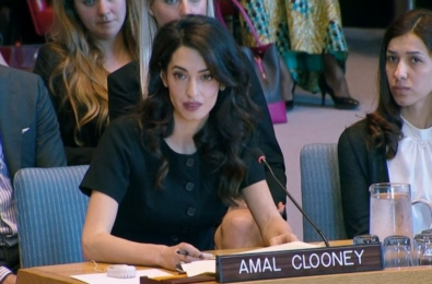 Microsoft and George Clooney's Foundation unveil the TrialWatch app to monitor global injustice 19