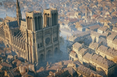 Ubisoft donate €500,000 to Notre Dame restoration, offers free copies of Assassin's Creed: Unity 4