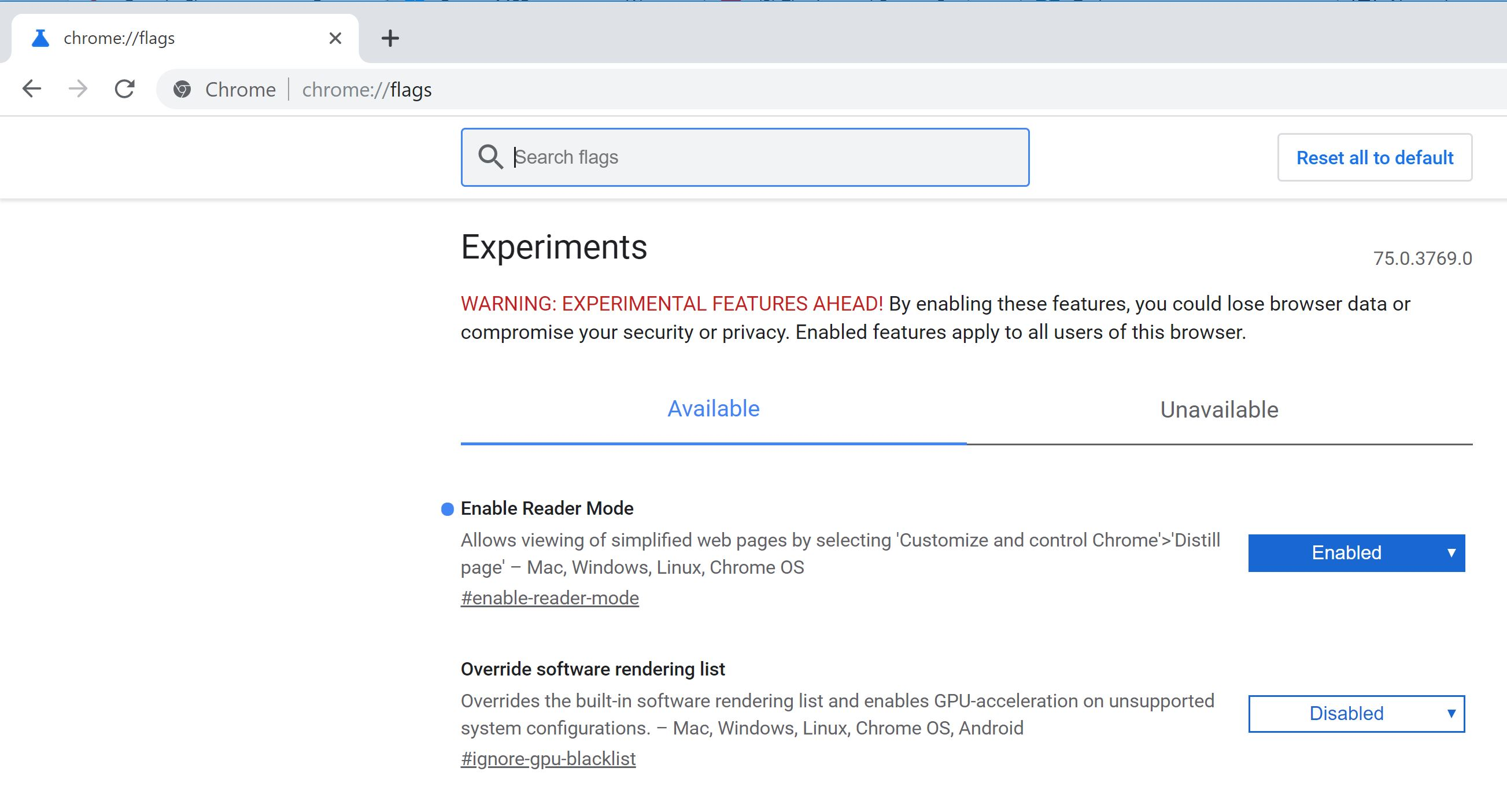 Google Chrome finally gets Reader Mode - MSPoweruser