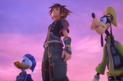 Lock Kingdom Hearts 3