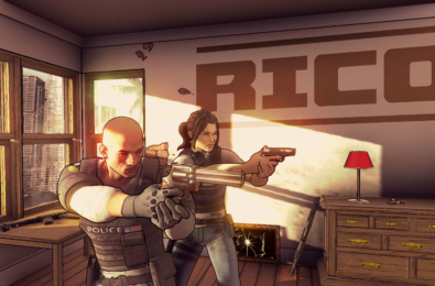 Review: Rico is a B-movie extravaganza with equal amounts of charm and flaws 31