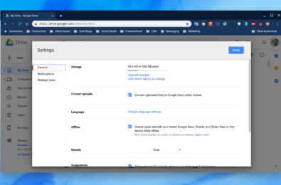Google Drive now lets you take everything offline in Chrome 9