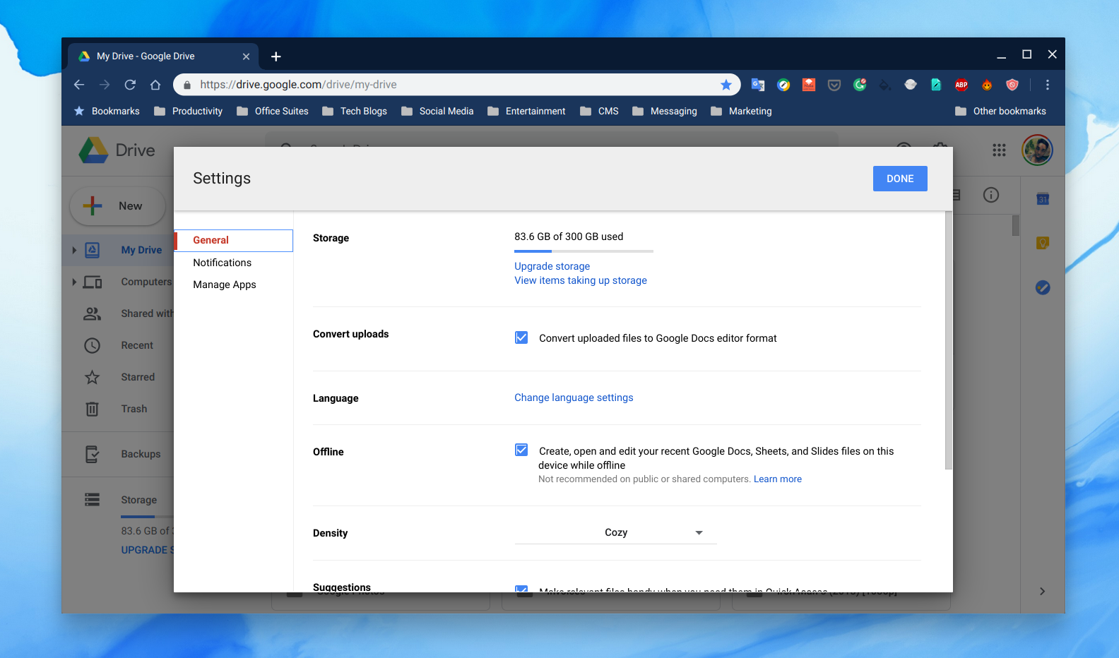 Google Drive files now work offline, here's how to turn it on.