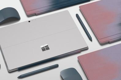 John Lewis announces exclusive 'Blush Blend' Signature Surface Type Cover 17