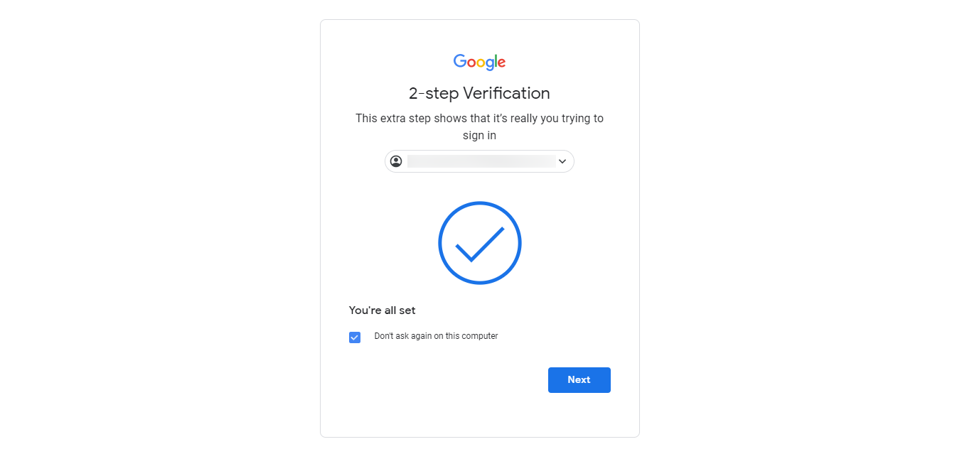 QnA VBage Google now allows users to use their Android devices as a security key