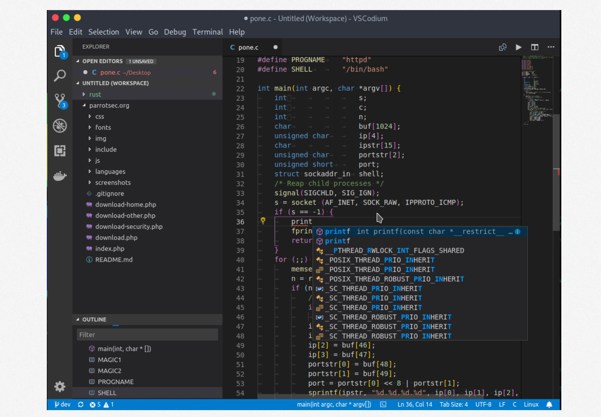 VSCodium is a clean VSCode build without the Microsoft customizations - MSPoweruser 1