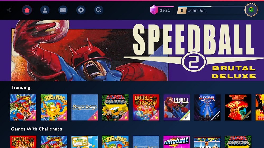 Retro game streaming service Antstream is coming to Early