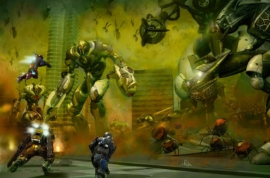 Earth Defense Force headlines May 2019 Games with Gold 8