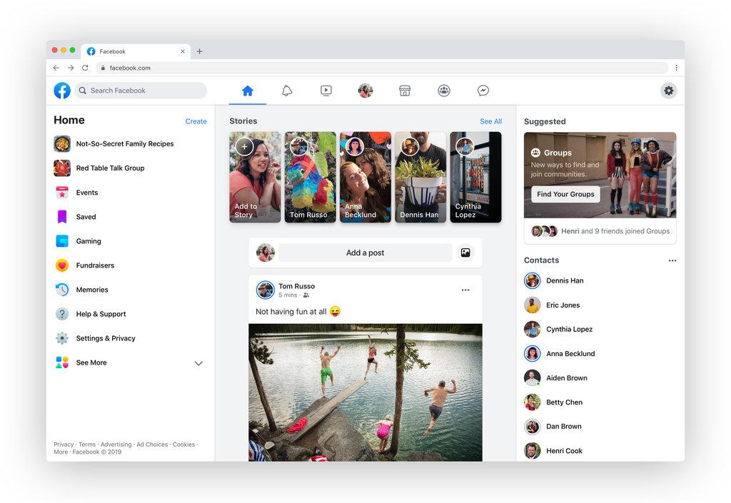 Facebook integrating WhatsApp, Instagram and Messenger