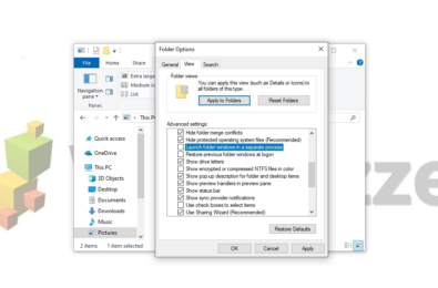 Microsoft's File Explorer learns a trick from Google Chrome 11