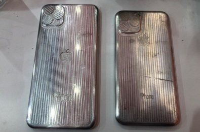Case moulds confirm the iPhone 11 and 11 Max design 10