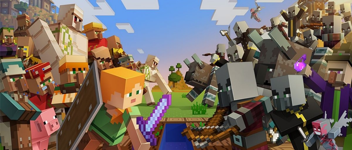 Minecraft player numbers