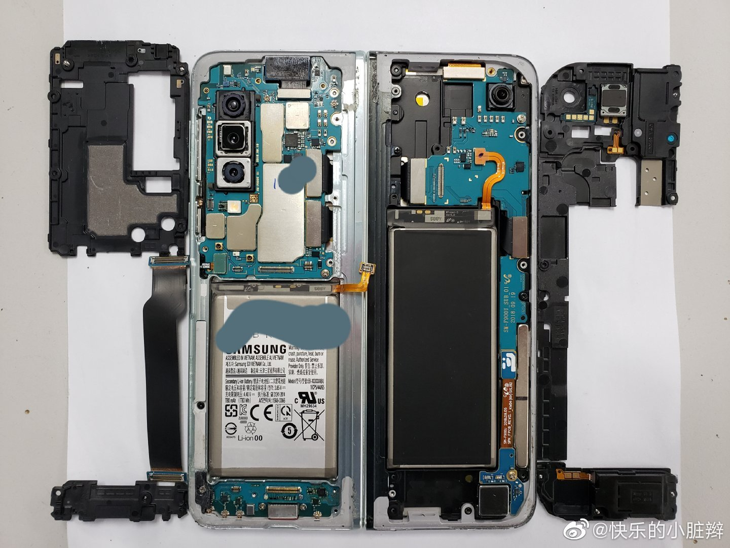 Samsung Galaxy Fold torn down, on purpose this time 1