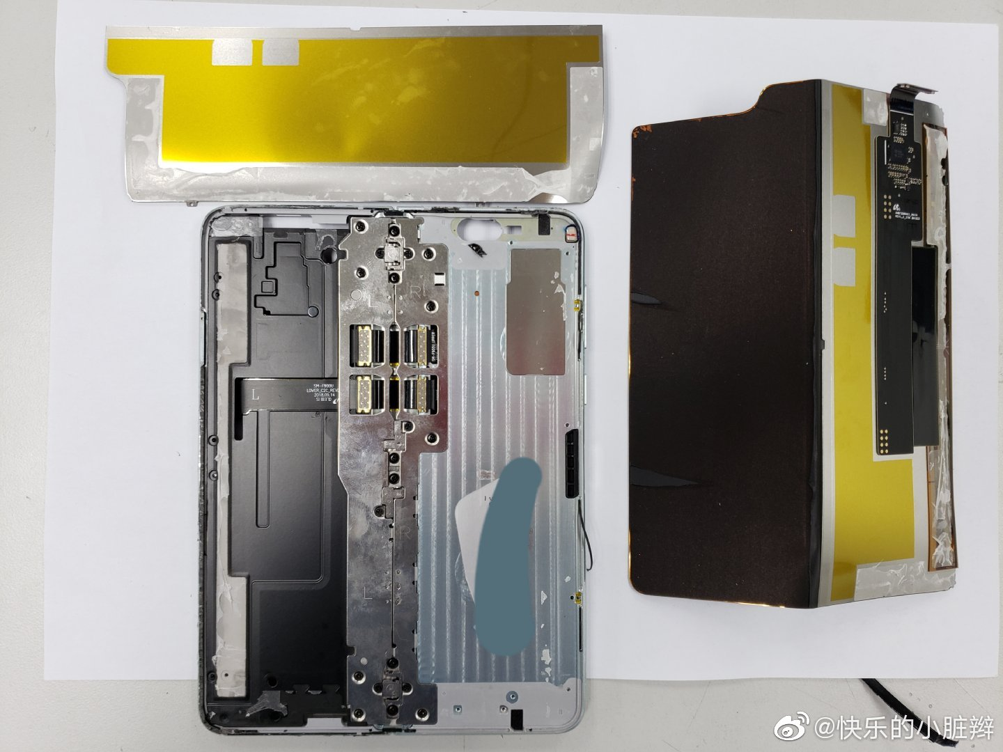 Samsung Galaxy Fold torn down, on purpose this time 4