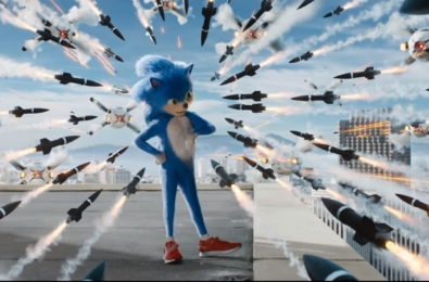 Sonic the Hedgehog movie design will be changed before release 1