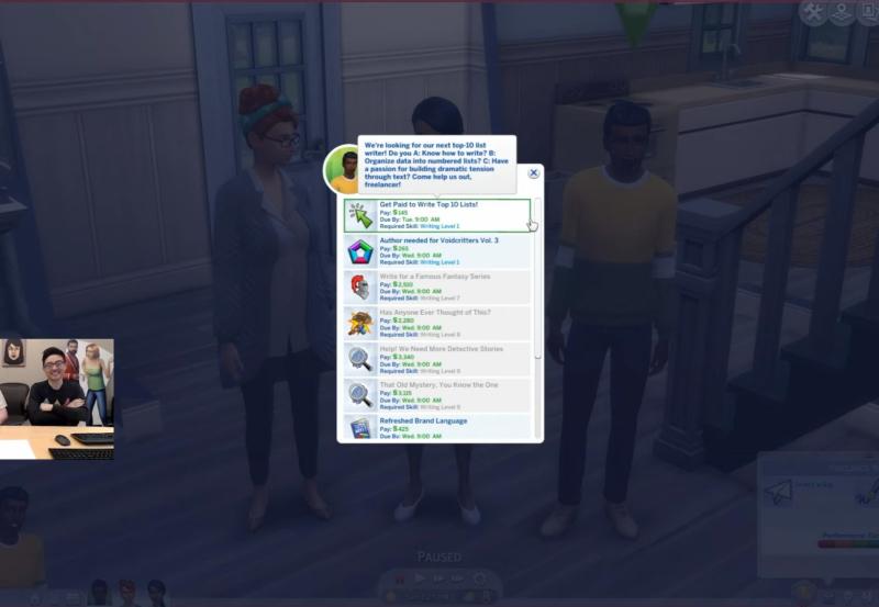 Sims 4 Update 2019
